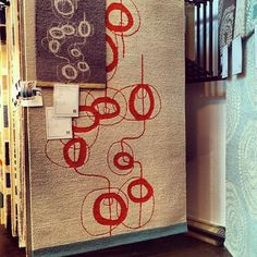 Rugs by @Lotta Jansdotter for Surya — High Point Fall Market 2013 via @Apartment Therapy