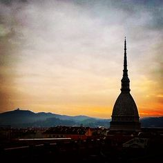 Bakeca annunci  #bakecaannunci #bakeca #annunci #gratuiti #vendesi The view outside my office window this morning. Superga hill and the Mole Antonelliana Turin[640x640][OC]