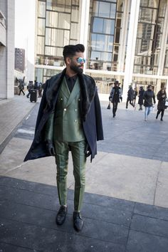 Another one of our favorite picks for male street style!