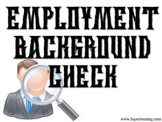 Browse this site http://b4screening.com/ for more information on Pre Employment Screening. Pre Employment Screening can help you avoid bringing criminal elements into your organization.