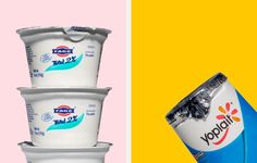 """<span style=""""font-size:medium;""""><strong><b>Which is better for you: Low fat Greek yogurt or 100 calorie Yoplait yogurt?</strong></span><br>"""