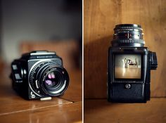 Hasselblad 503CW.  My dream camera.  Over $ 3,000, so it shall remain a dream for quite some time.