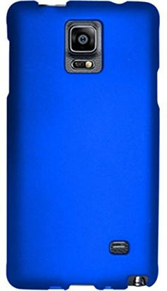 "myLife Metallic Dark Blue {Classic, Professional, Sleek} 2 Piece Snap-On Rubberized Protective Faceplate Case for the Samsung Galaxy Note 4 ""All Ports Accessible"" myLife Brand Products http://www.amazon.com/dp/B00U4DIC7Q/ref=cm_sw_r_pi_dp_fFyhvb0AV1SA2"