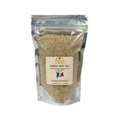 The Spice Lab French Gray Sea Salt, Light Grey, 1 Pound - http://spicegrinder.biz/the-spice-lab-french-gray-sea-salt-light-grey-1-pound/