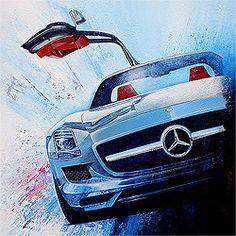 Steffen Imhof Automobilart