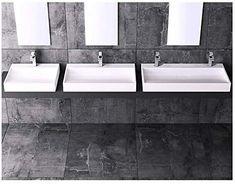 Sogood BTH: 60 X 38 X 13 Cm | Design Waschbecken Aus Mineralguss Gussmarmor  |