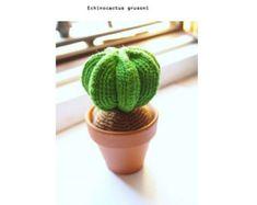 Amigurumi Cactus Crochet Pattern : 10 desert cactus amigurumi crochet patterns look surprisingly