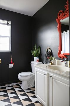 Reinvent Your Rental: DIY Ideas to Revive Rental Bathrooms | Apartment Therapy