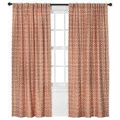 """Threshold™ Tile Curtain Panel - (54x84"""") - Target Space Room? $12.24 on clearance"""
