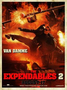 The Expendables 2- my God this was horrible