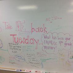 Take me back Tuesday! #teachersfollowteachers #teachersofinstagram #teachersofig…