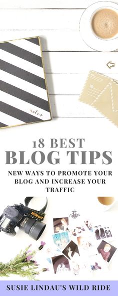 Want to build your tragic and engagement to your blog? Check out my 18 Best Blog Tips - featured on WordPress Discover in their top ten posts of 2017! #blogging #bloggingtips #SEO