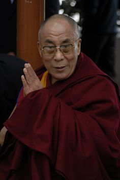 What is a Dalai Lama? And how is His Holiness the Dalai Lama different from (and similar to) the previous Buddha Buddhism, Tibetan Buddhism, Rose Croix, 14th Dalai Lama, Namaste, Compassion, How Are You Feeling, Thoughts, Tibet