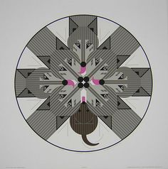 packpact by Charley Harper