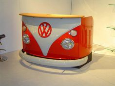 VW Kombi bar - Dont mind if i did @ my own home #kombilove