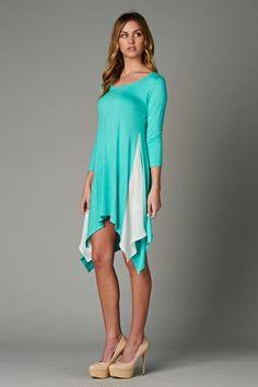 The Stephanie Dress