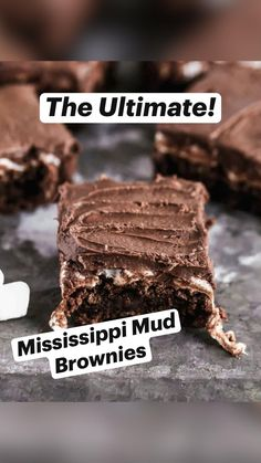 Summer Desserts, No Bake Desserts, Just Desserts, Delicious Desserts, Brownie Recipes, Cookie Recipes, Fudgy Brownies, Caramel Brownies, Chocolate Graham Crackers