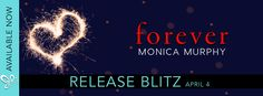 Forever by Monica Murphy  Release Date: April 4th 2017  Series: Friends  Genre: Young Adult  Forever an all new Friends story from Monica Murphy is now live!!  Shes all I could ever want  I have a reputation around school. Cold. Untouchable. Unfeeling. Only one girl could ever make me want to change and thats Amanda Winters. Too bad I broke her heart and drove her away.  So to get through the rest of my days in high school I tell myself I need to focus on more important things. Like taking…