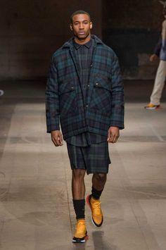 Male Fashion Trends: Astrid Andersen Fall-Winter 2018 - London Fashion Week Men's