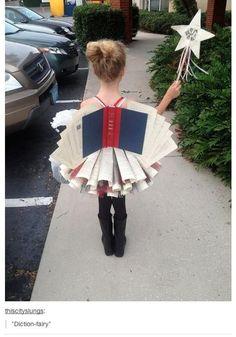 I think I just found next year's Halloween costume.