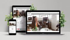 Wordpress Theme, Polaroid Film, Design, Advertising Agency, Concept