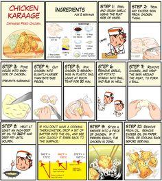 Karaage! | Chef Taro