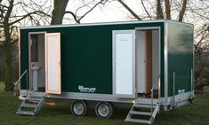 The benefits of hiring a portable toilet for outdoor events