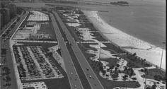Em 1970, a cidade ganhava sua mais nova e maior área de lazer, com pistas expressas que aproximavam a Zona Sul do Centro