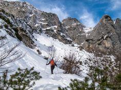 Winterbergwandern am Untersberg #Bayern #Winterwandern