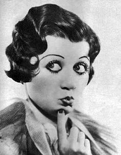 Helen Kane one of the inspirations for Betty Boop, although they never truly gave her credit#Pin By:Pinterest++ for iPad#
