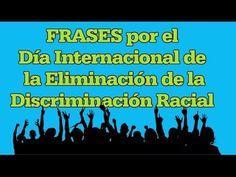 100 Ideas De Día Internacional De La Eliminación De La Discriminación Racial Discriminacion Día Internacional De Universidad De La Laguna