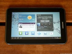 Samsung Galaxy Tab 2 7.0 review: The anti-Kindle Fire?