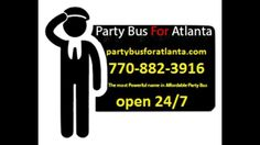 Service with Party Bus For Atlanta ® provides party bus rentals for any type of event or occasion in Atlanta, GA. For the best party, rent a party bus today! Party Bus Rental, Best Part Of Me, Atlanta, Birthdays, Anniversaries, Birthday, Birth Day