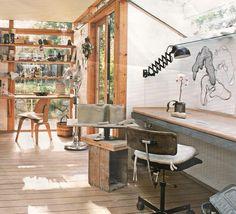 interior - studio