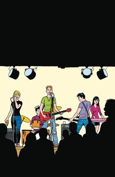 DEAL OF THE DAY Archies One Shot (Cover A - Jaime Hernandez) - $4.49 Retail Price: $4.99 You Save: $0.50 Brand New One-Shot Special! Follow Archie's quest to make his songwriting dreams a reality, and see what happens when the rock 'n' roll dream starts affecting his relationships with his closest friends.  TO BUY CLICK ON LINK BELOW http://www.shareasale.com/m-pr.cfm?merchantID=8908&userID=138292&productID=684269034