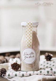 Vanillezucker selbstgemacht