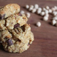 chickpea chocolate chip cookies recipe