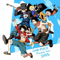 Pixiv Id 890482, ONE PIECE, Sabo, Portgas D. Ace, Monkey D. Luffy, Freckles