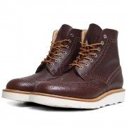 Vibram Sole Country Brogue Boot