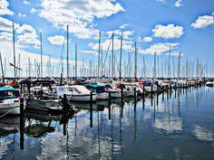 Råå småbåtshamn, Helsingborg, Sweden