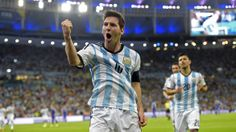 Messi | Argentina sufrió ante Bosnia, pero logró un valioso triunfo en su debut en el Mundial