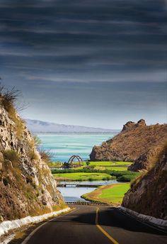 """Gate to Paradise"", Nopolo/Loreto, B., Mexico Going this summer Ensenada Baja California, Baja California Sur, California Travel, Wonderful Places, Beautiful Places, Rosarito Beach, Mexico Travel, Cabo, Places To See"