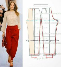 stylish pants