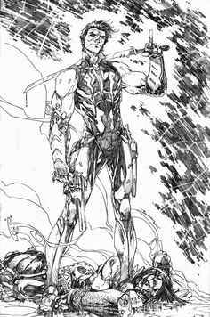 Awesome Art Picks: Archangel, Batman, Batwoman and More - Comic Vine