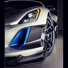 #Rimac Concept S