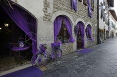 Palazzo della lavanda, Venzone, Friuli Venezia Giulia, Italy