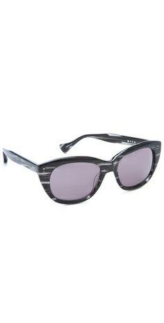 DITA Savoy Sunglasses at Shopbop. Coolness.