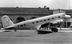 1933 TWA DC-1