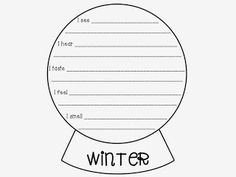 Creative ideas for inspiring young readers and writers. Kindergarten Writing, Writing Activities, Literacy, Winter Activities, Christmas Activities, Classroom Activities, Classroom Ideas, Christmas Crafts, Cool Writing