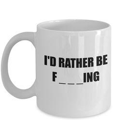 I'd Rather Be Fishing-Fish Mug-Fishing Mug-Fly Fishing Mug-Fishing Coffee Mug-Funny Fishing Gifts-Fishing Gifts-Fishing Gag Gifts-Fishing Gift Ideas-Unique Fishing Gifts-Yesecart